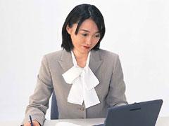 大手金融で住宅ローンに関する書類管理やデータ入力などの事務