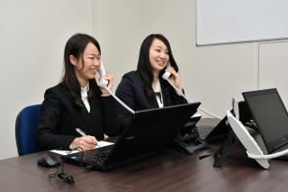 大手不動産でデータ入力や書類作成など事務スタッフ契約社員