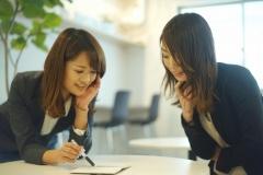 大手不動産でデータ入力や書類作成など事務スタッフ契約社員募集