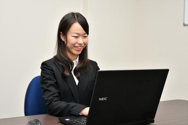 物件情報のフォーマット入力と電話取次ぎの一般事務